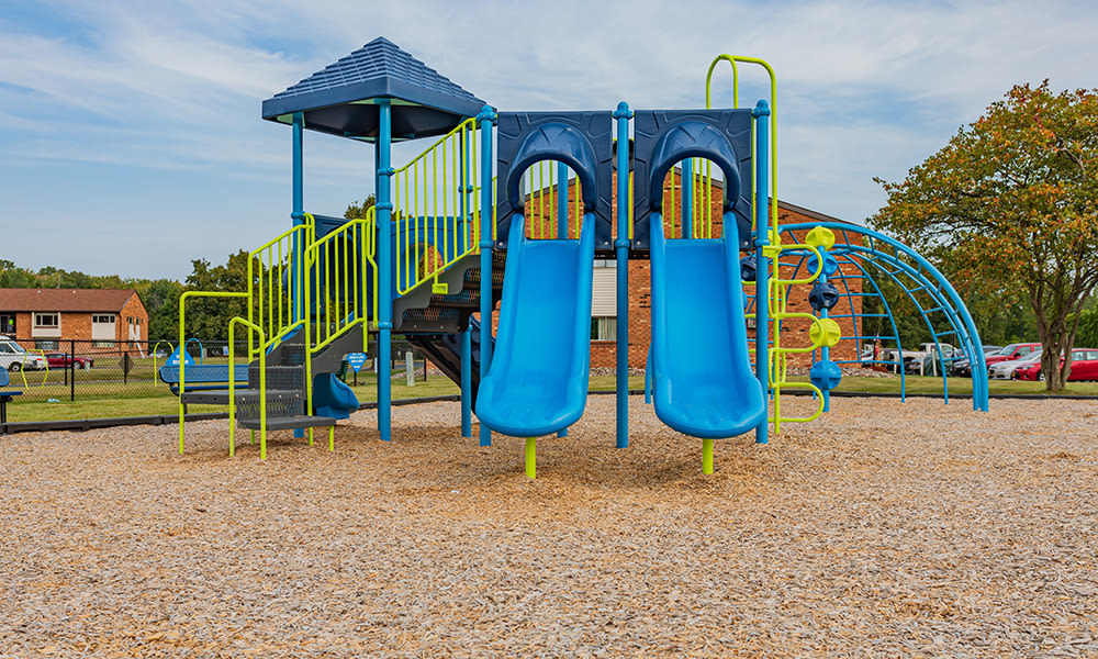 Playground at Webster Manor Apartments in Webster, New York