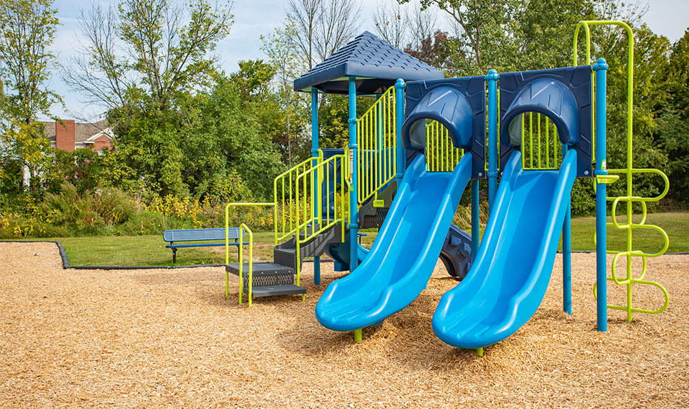 Playground at Waverlywood Apartments & Townhomes in Webster, New York