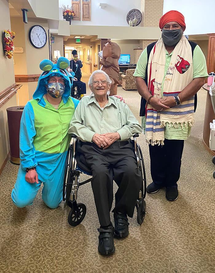 Halloween fun at Moran Vista