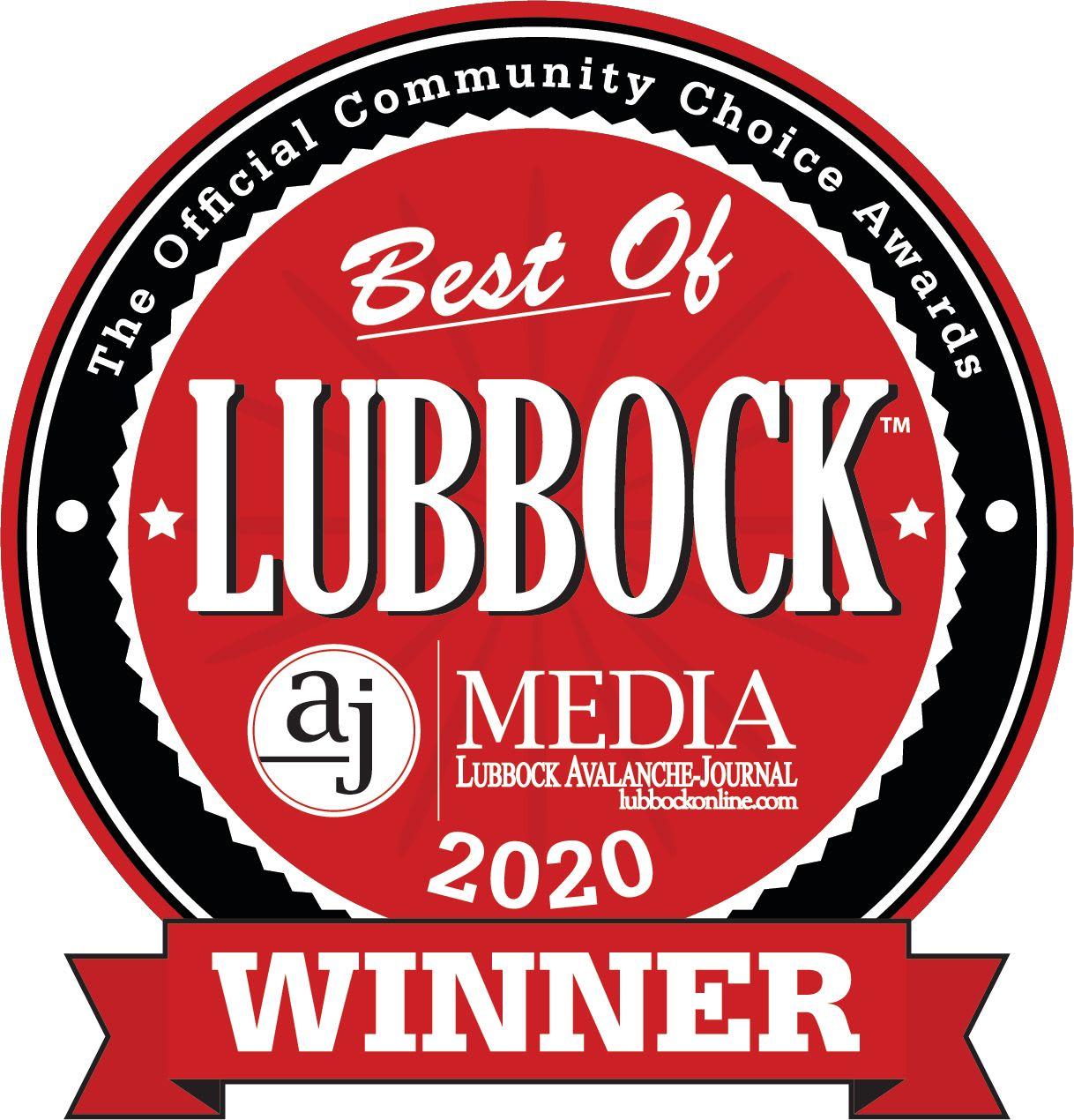 Lubbock logo winner
