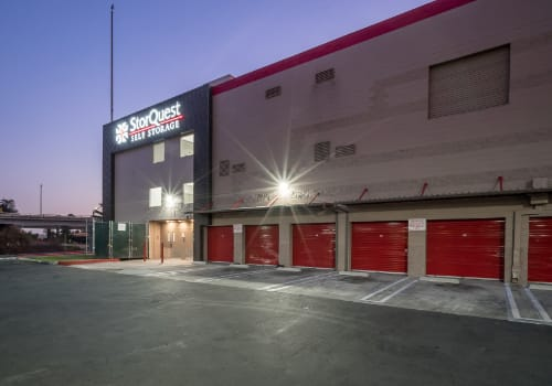StorQuest Self Storage in Los Angeles, California