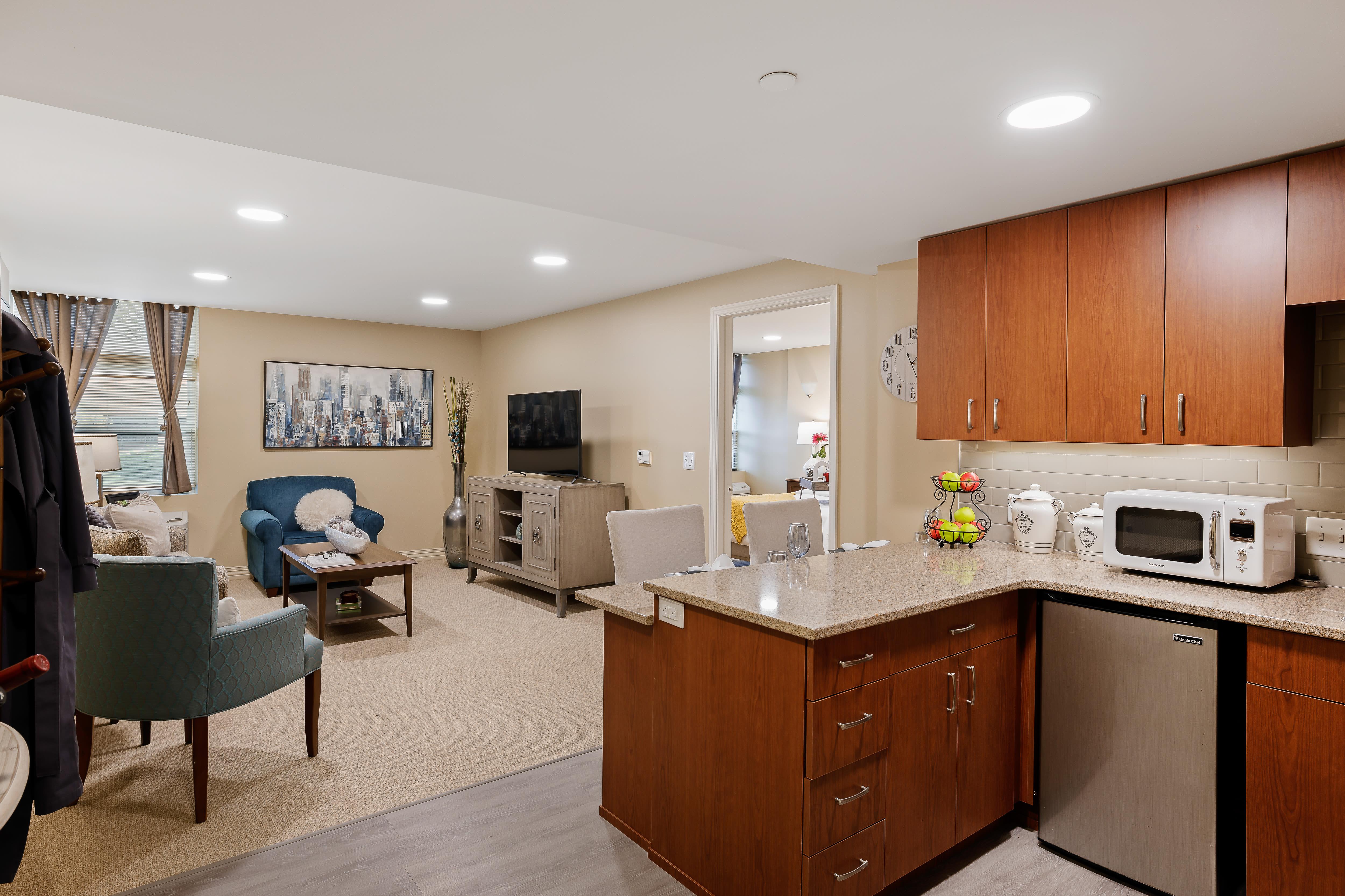 Apartment at Anthology of Olathe in Olathe, Kansas