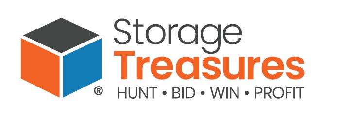 Storagetreaures logo