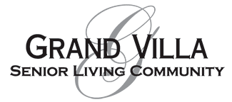 Grand Villa of Palm Coast Logo