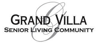 Grand Villa of Palm Coast Logo