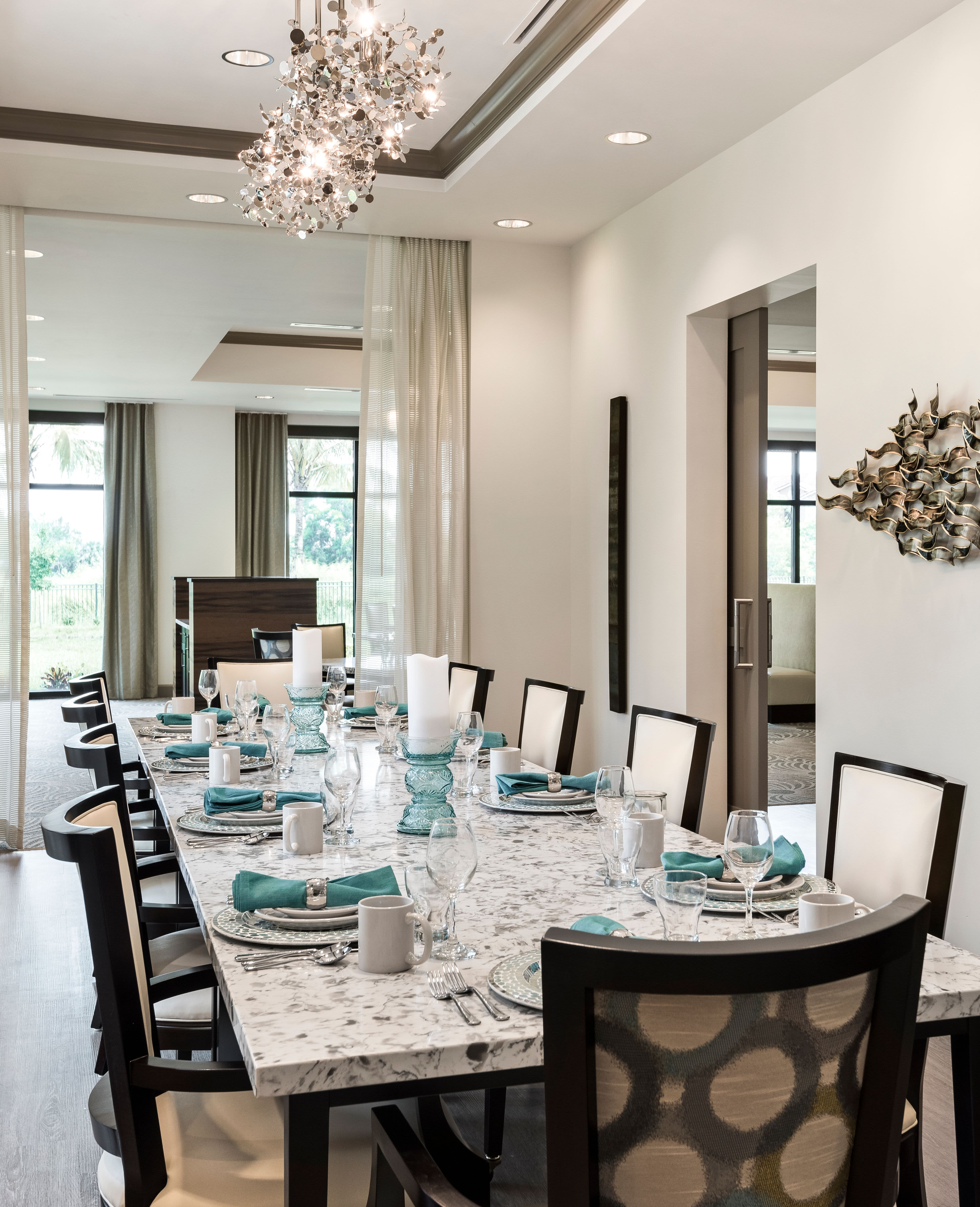 Learn about our dining program at Inspired Living Delray Beach in Delray Beach, Florida