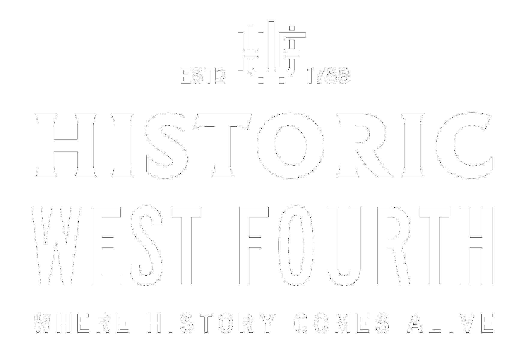 Historic Fourth District Logo