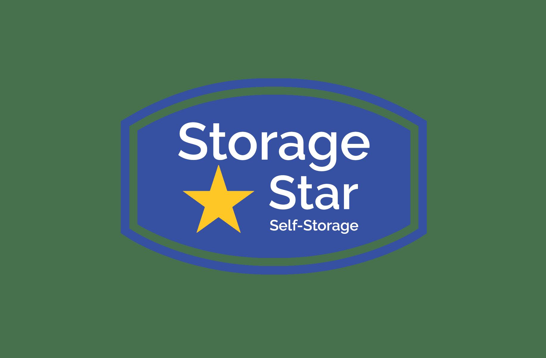 Storage Star Folsom in Folsom, California logo