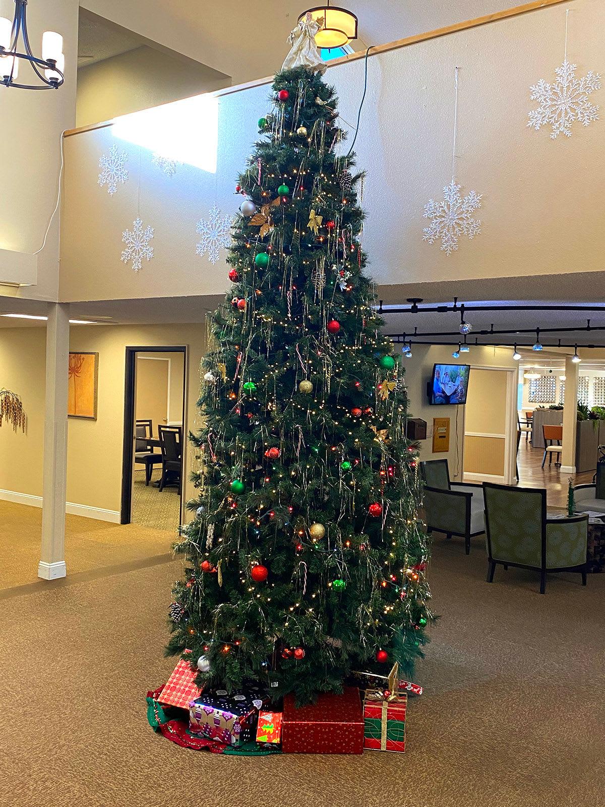 Christmas at Solvang