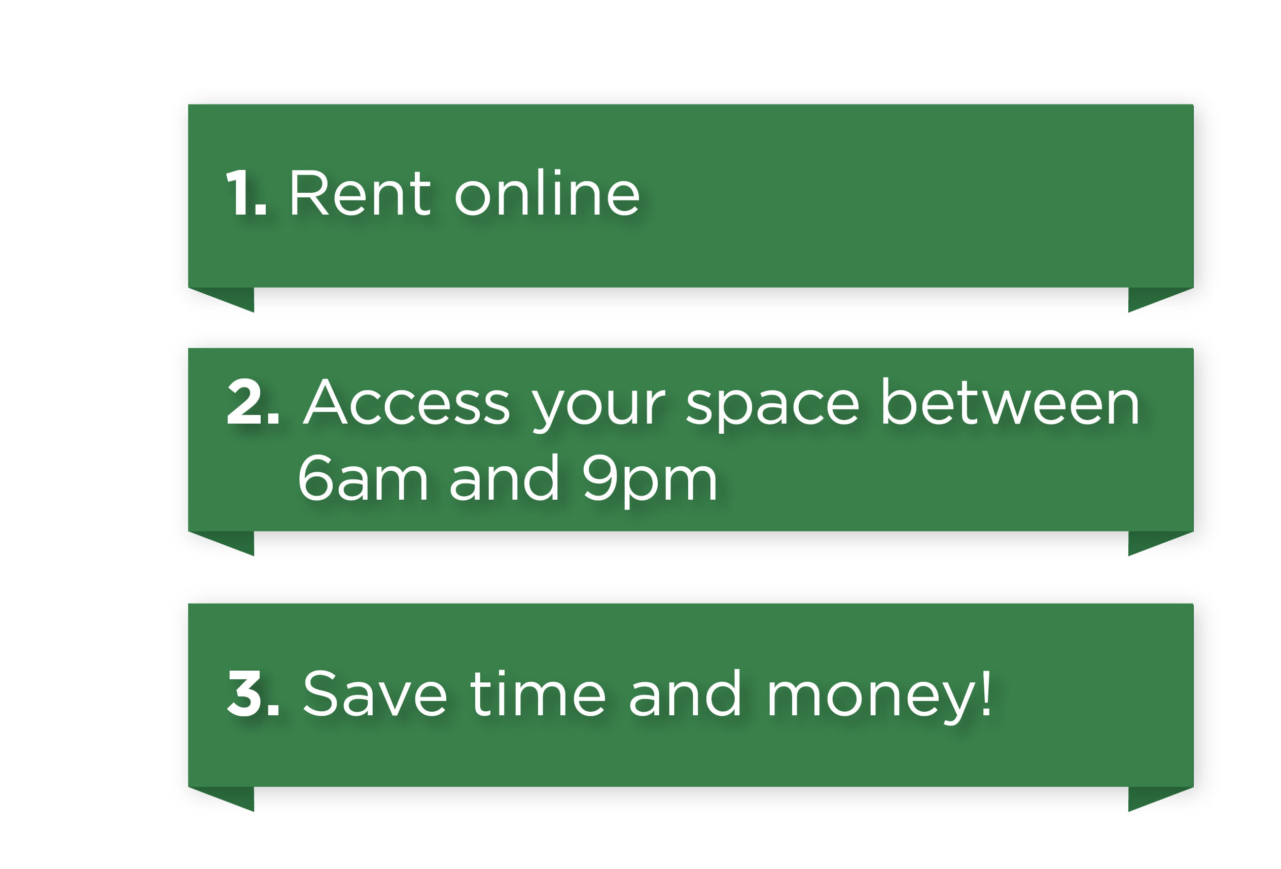 Rent online at Lockaway Storage in Boerne, Texas