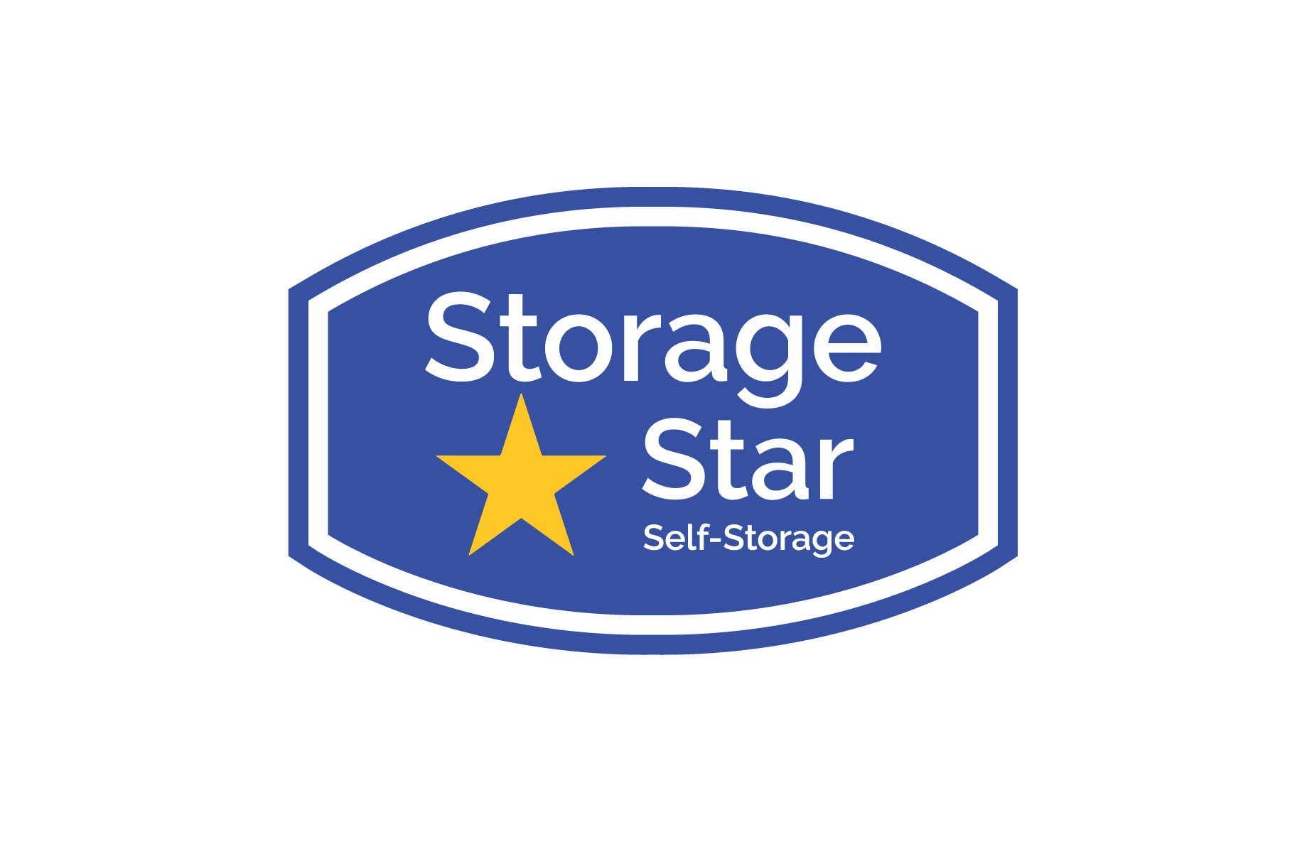 Storage Star Red Bluff in Pasadena, Texas logo