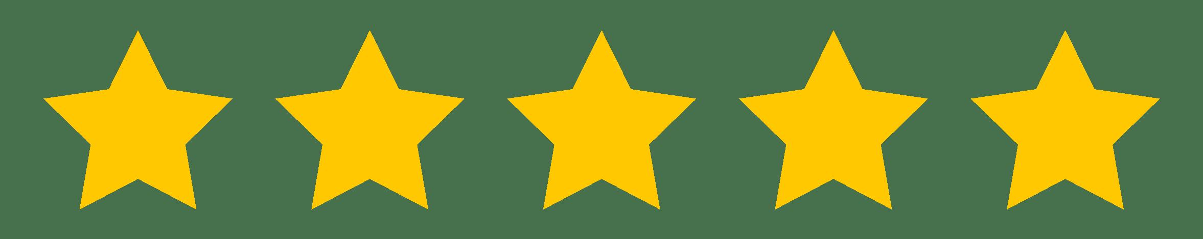 Five star graphic
