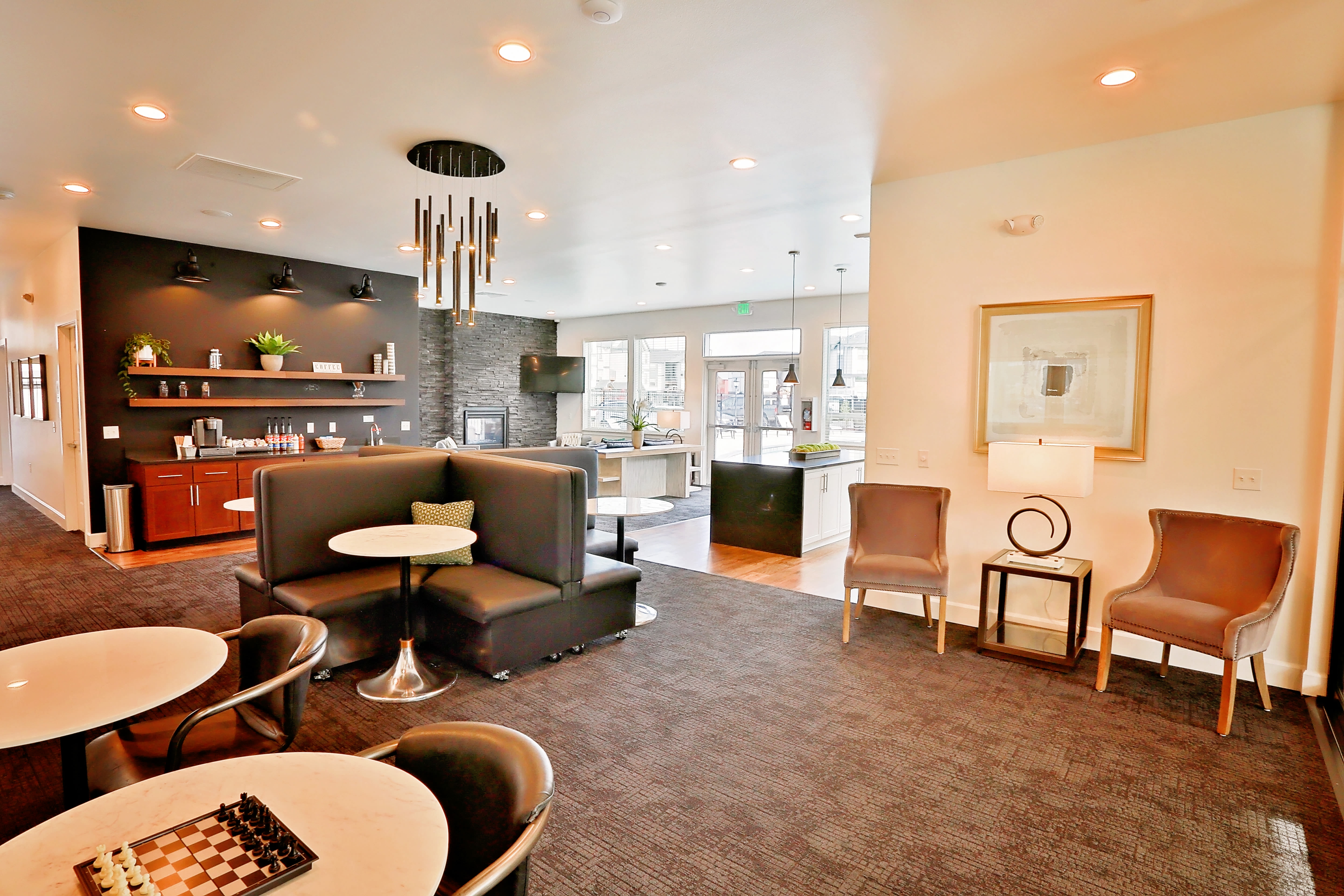 The Boulevard offers a Clubhouse in Philomath, Oregon