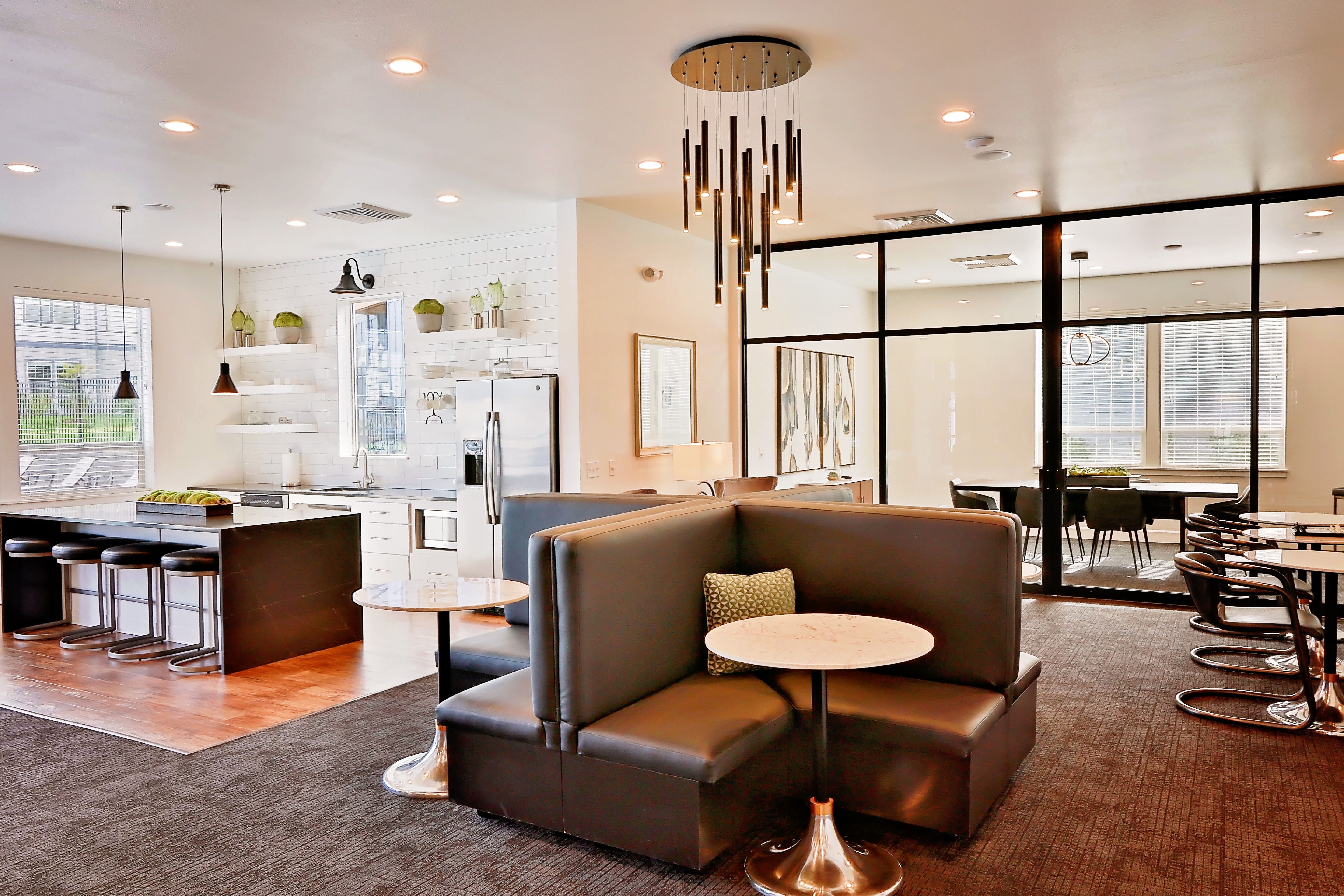 Enjoy Apartments with a Modern Clubhouse at The Boulevard in Philomath, Oregon