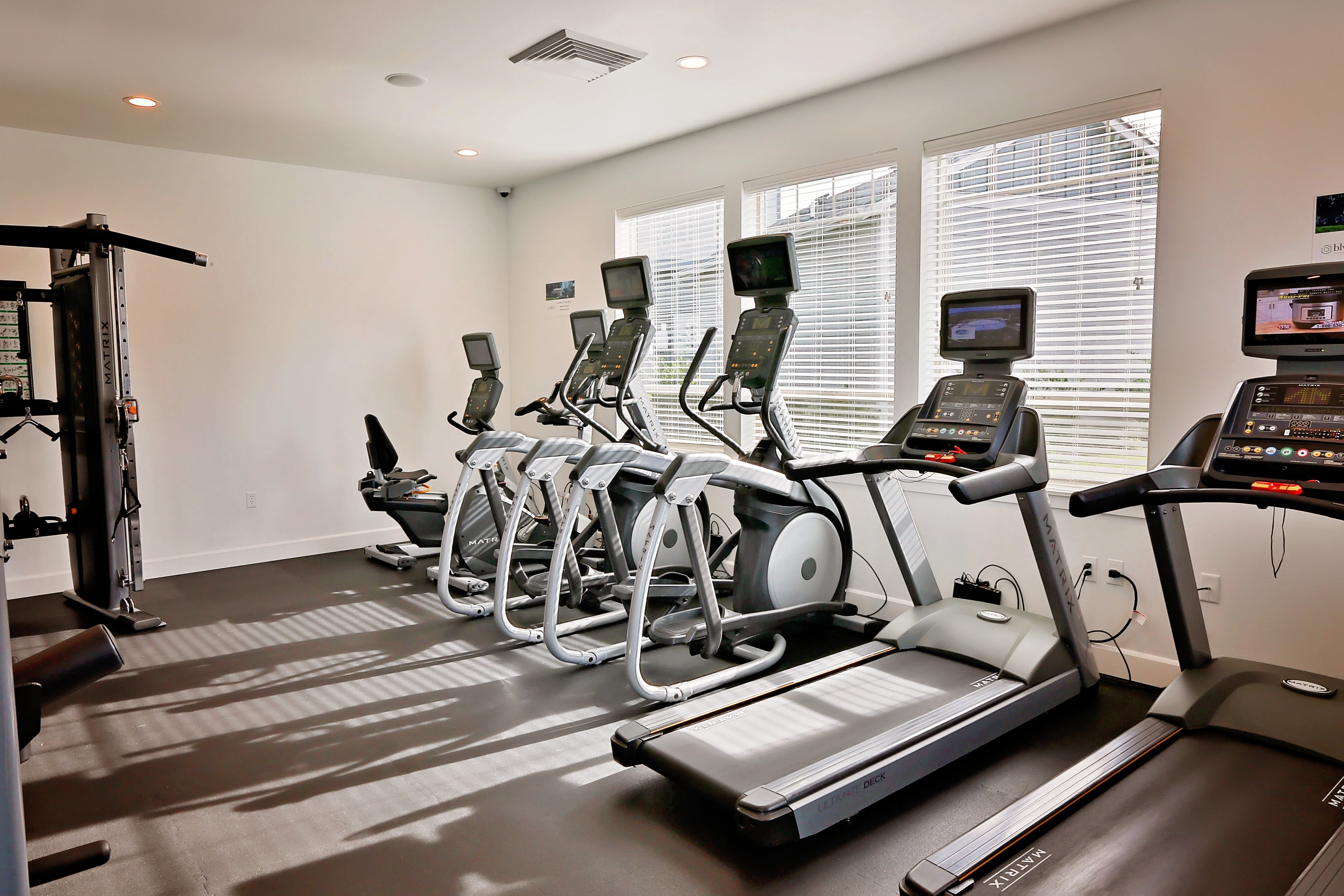 Our Apartments in Philomath, Oregon offer a Fitness Center