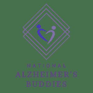 National Alzheimer's Buddies Program Logo