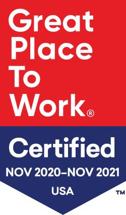 Great Place to Work certification at Randall Residence of Tiffin in Tiffin, Ohio