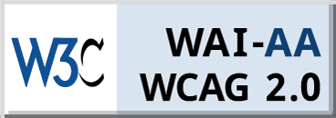 WCAG Badge for The Aviator in Henderson, Nevada