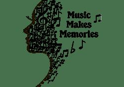 Music Makes Memories™ logo of Absaroka Senior Living in Cody, Wyoming