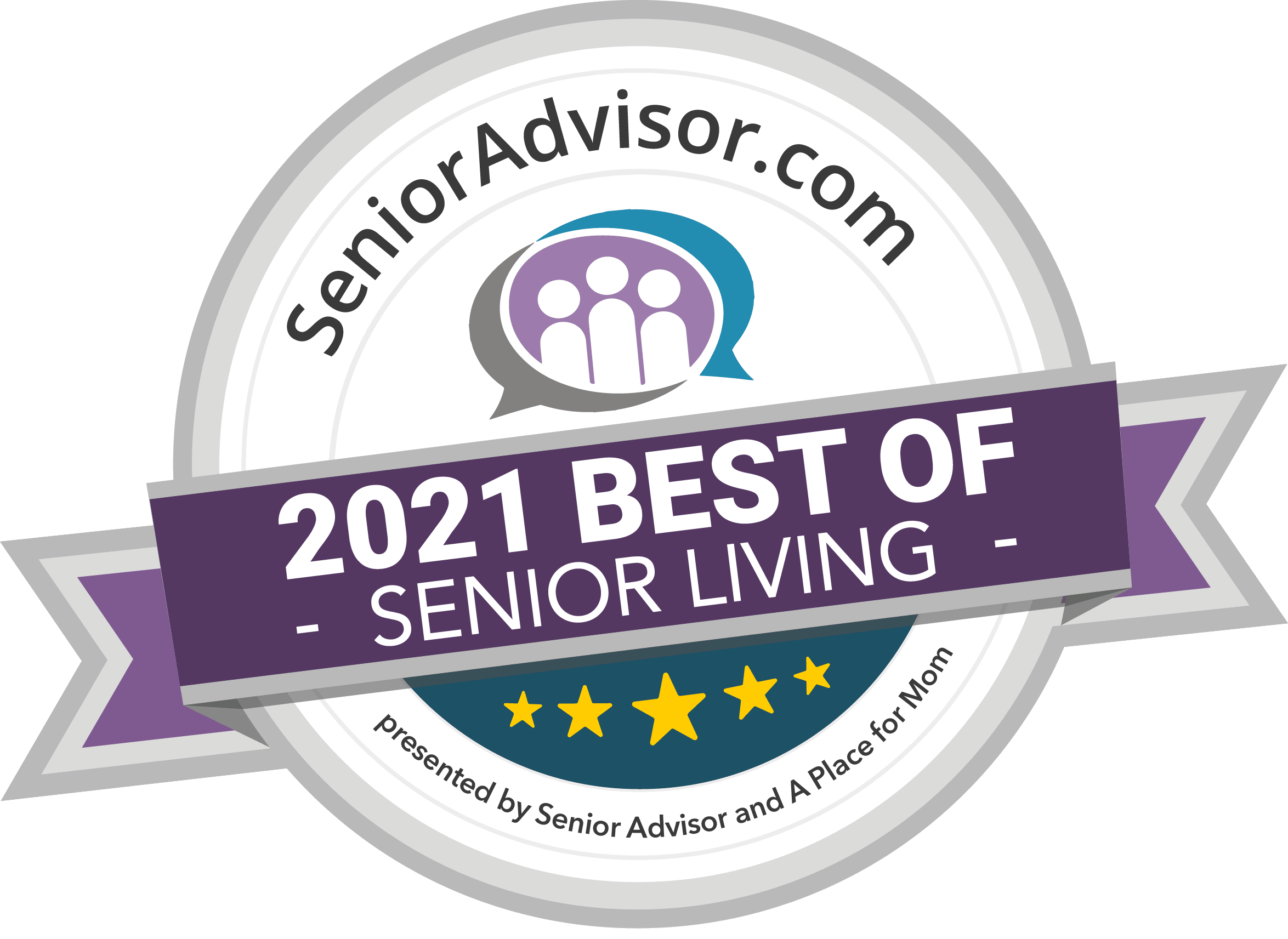 2021 Best of Senior Living