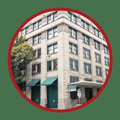 Downtown Self Storage Davis Street location