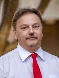 John Lamphere, Vice President of Operations