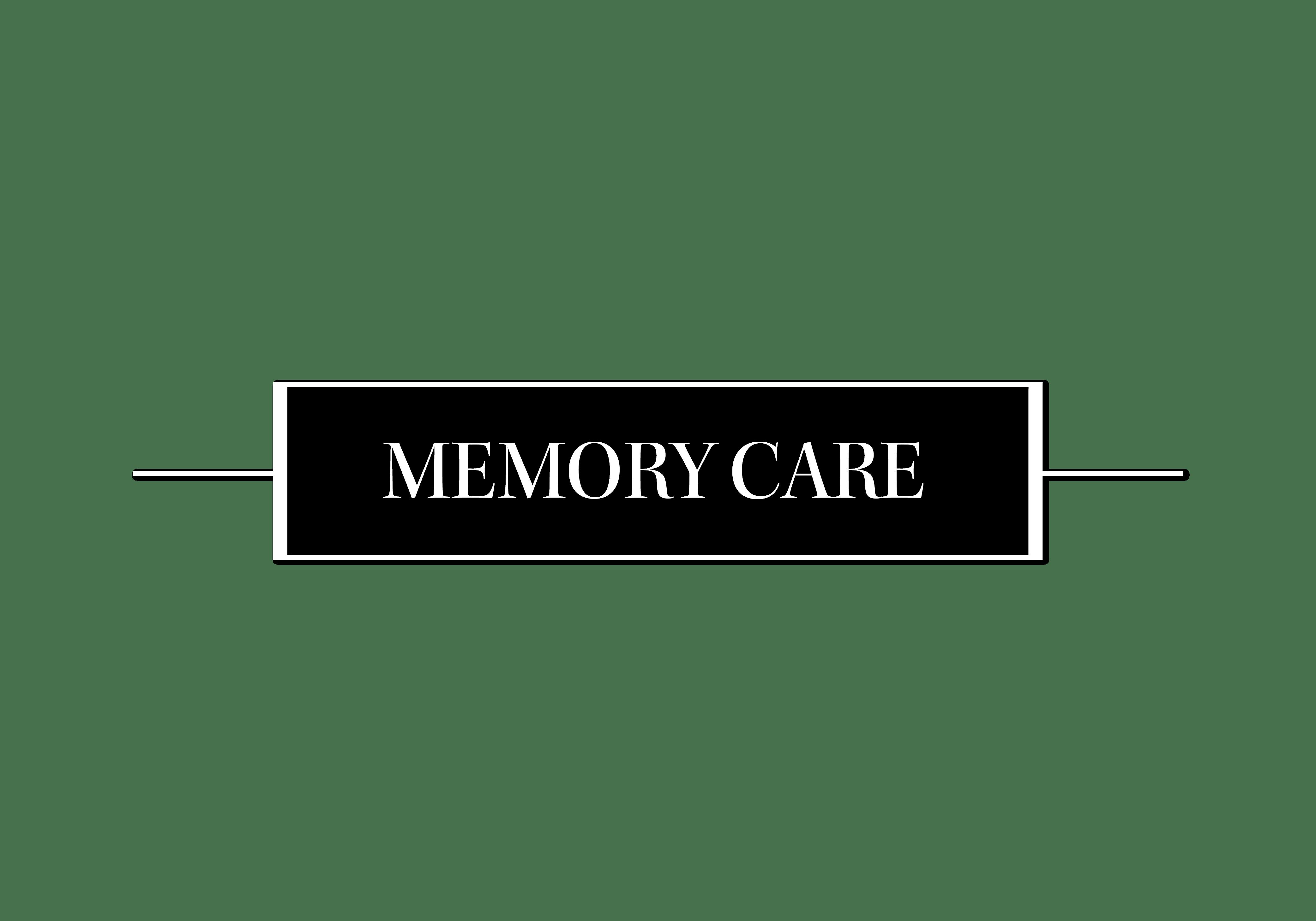 memory care graphic