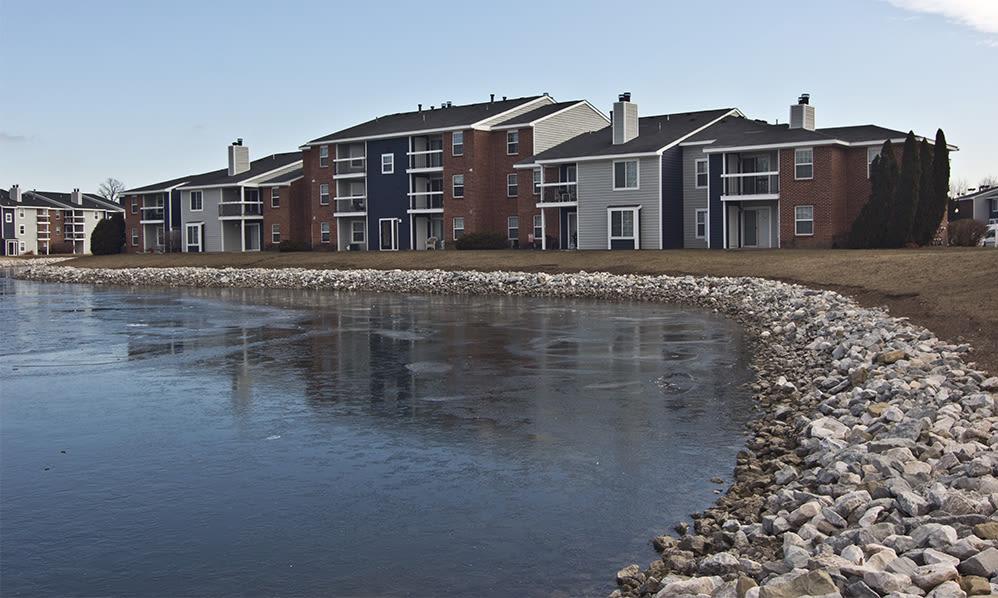 Lakeside Apartments in Miamisburg, Ohio