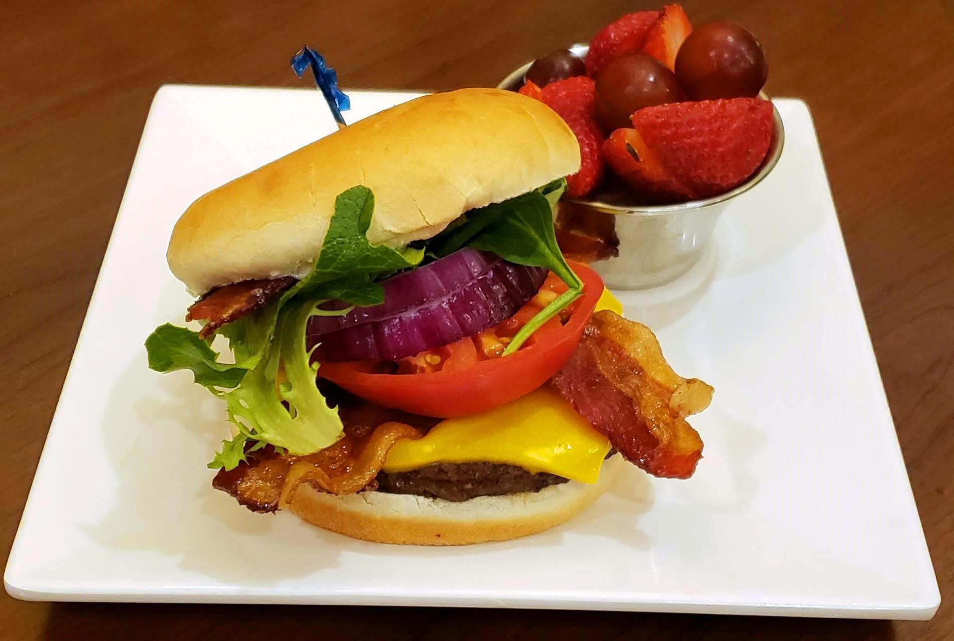 Bacon Cheeseburger Timber Pointe Senior Living