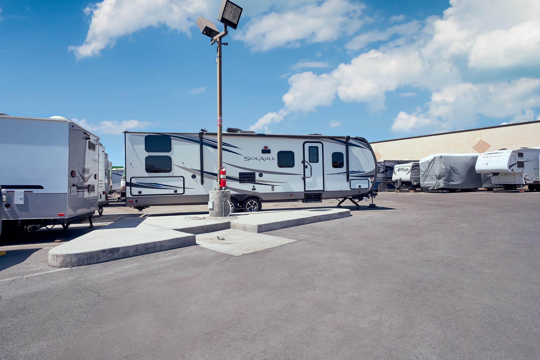More RV parking at Stor'em Self Storage