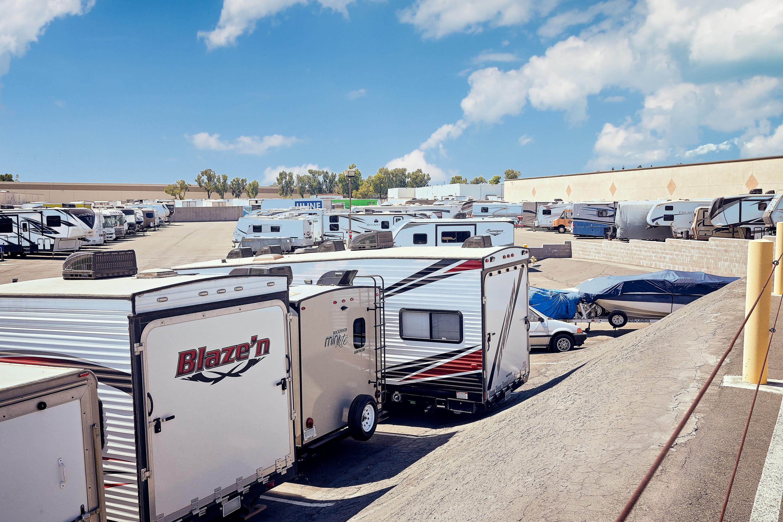 RV parking at Stor'em Self Storage