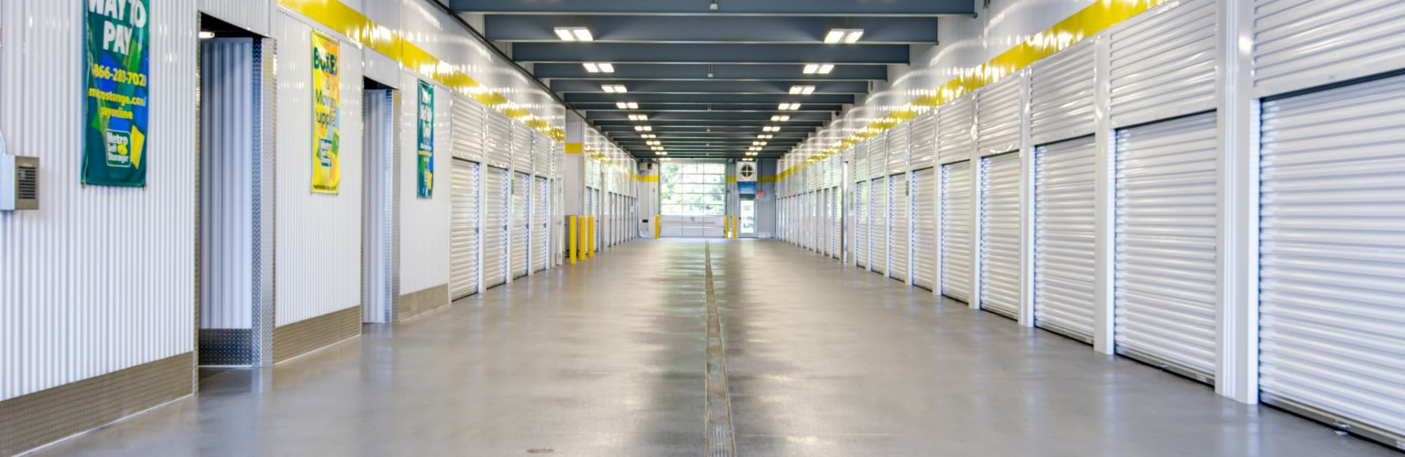 Metro Self Storage in Coon Rapids, Minnesota