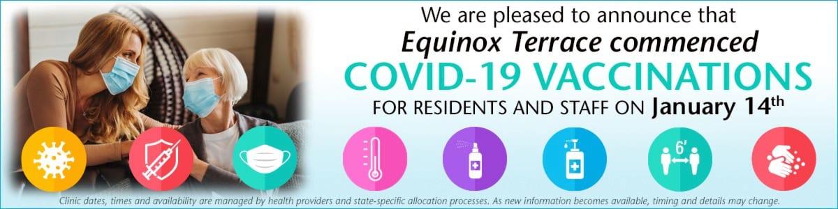 Equinox Terrace COVID Vaccine Manchester Center, VT