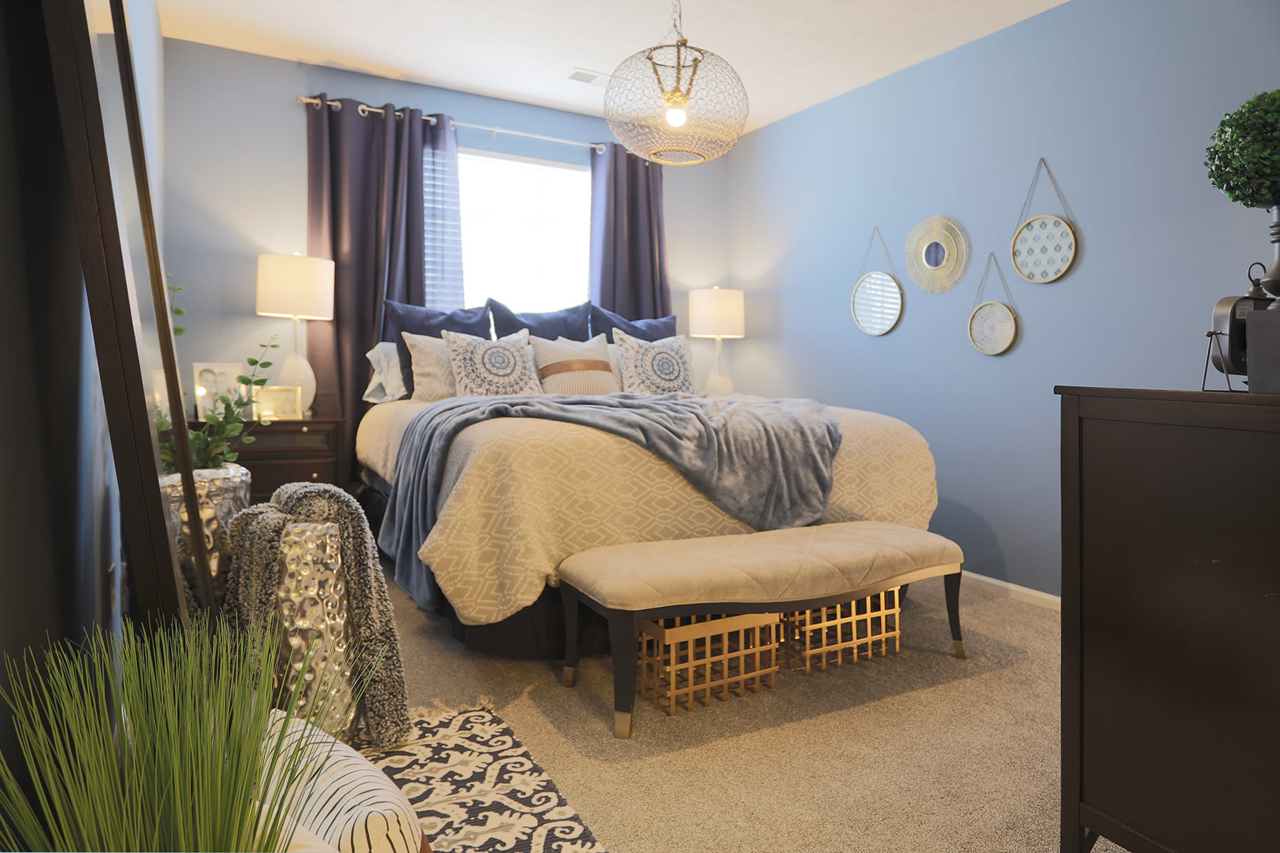 View The Reserve at Miller Farm floor plans