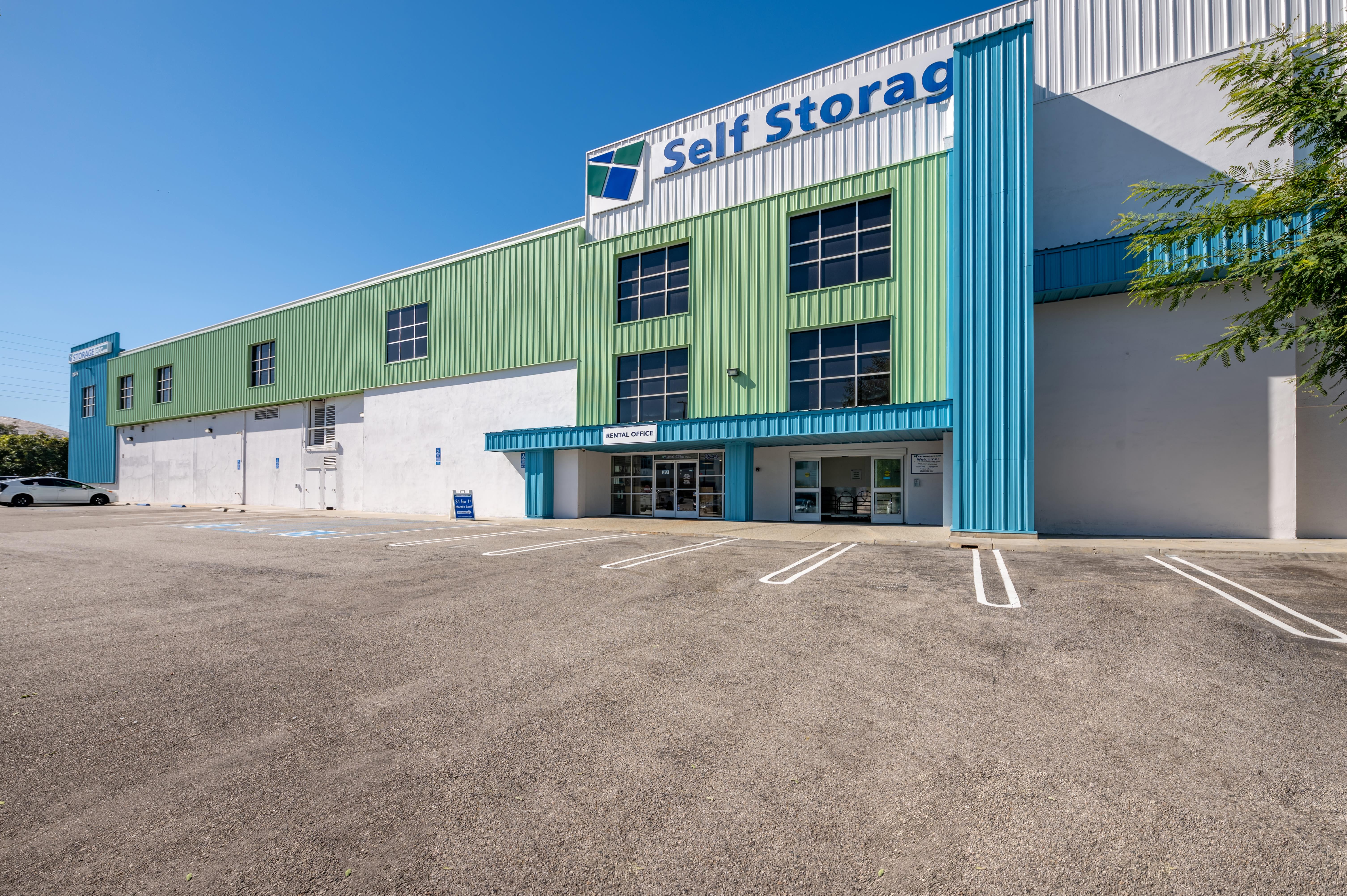 Self Storage Facility at Storage Etc... Torrance