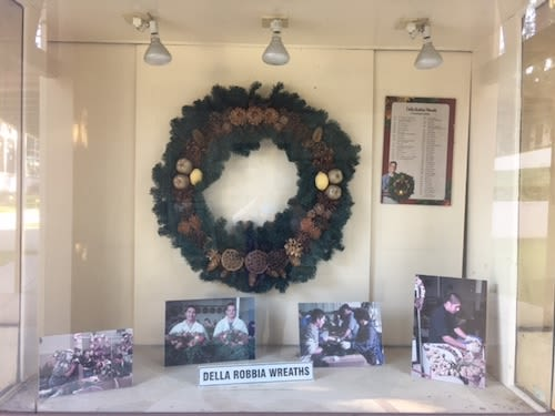 Della Robbia Wreaths