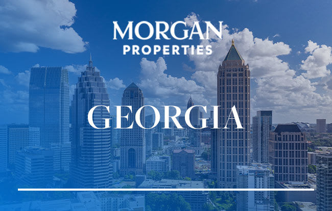 Georgia apartments from Morgan Properties