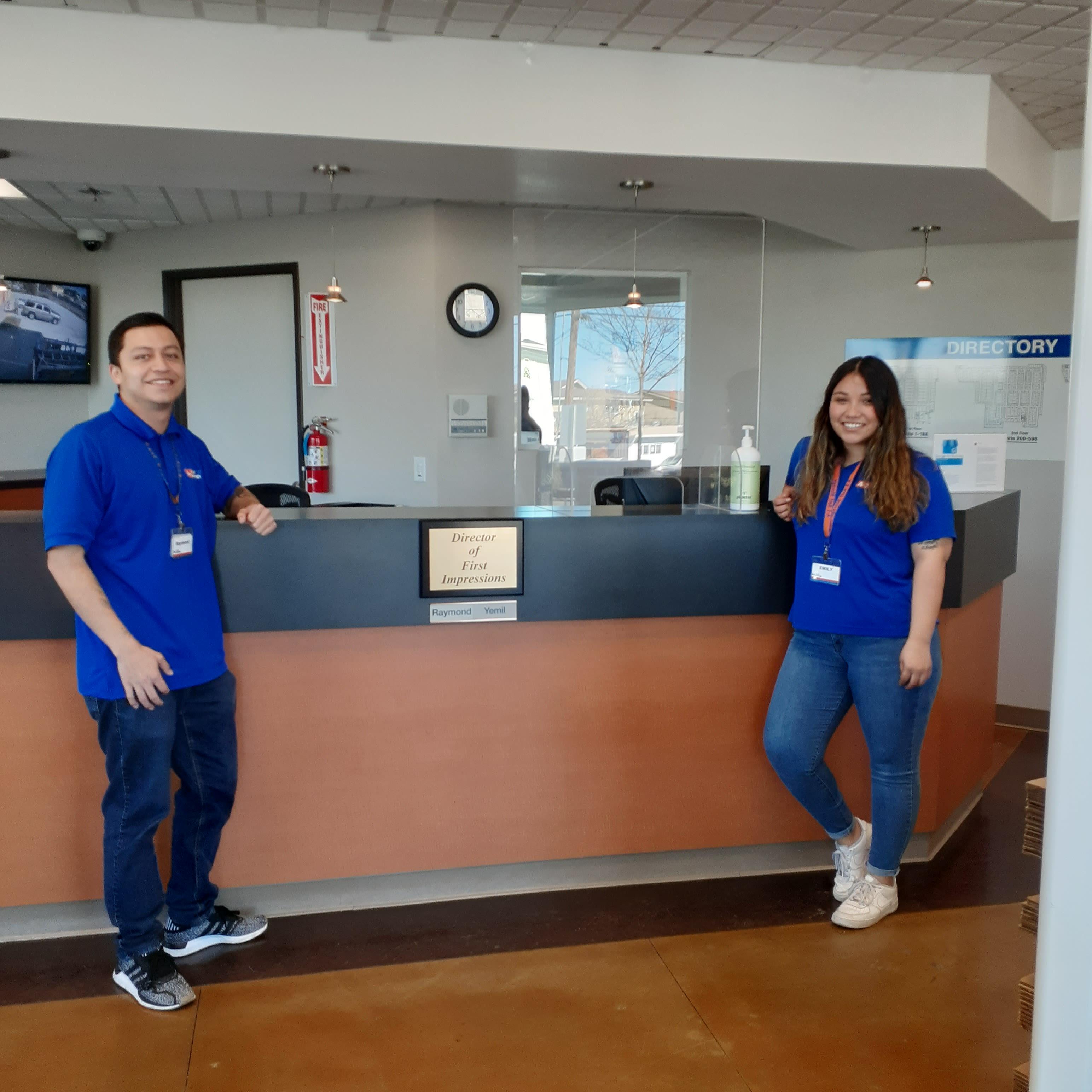 Customer service staff in San Diego, CA | A-1 Self Storage
