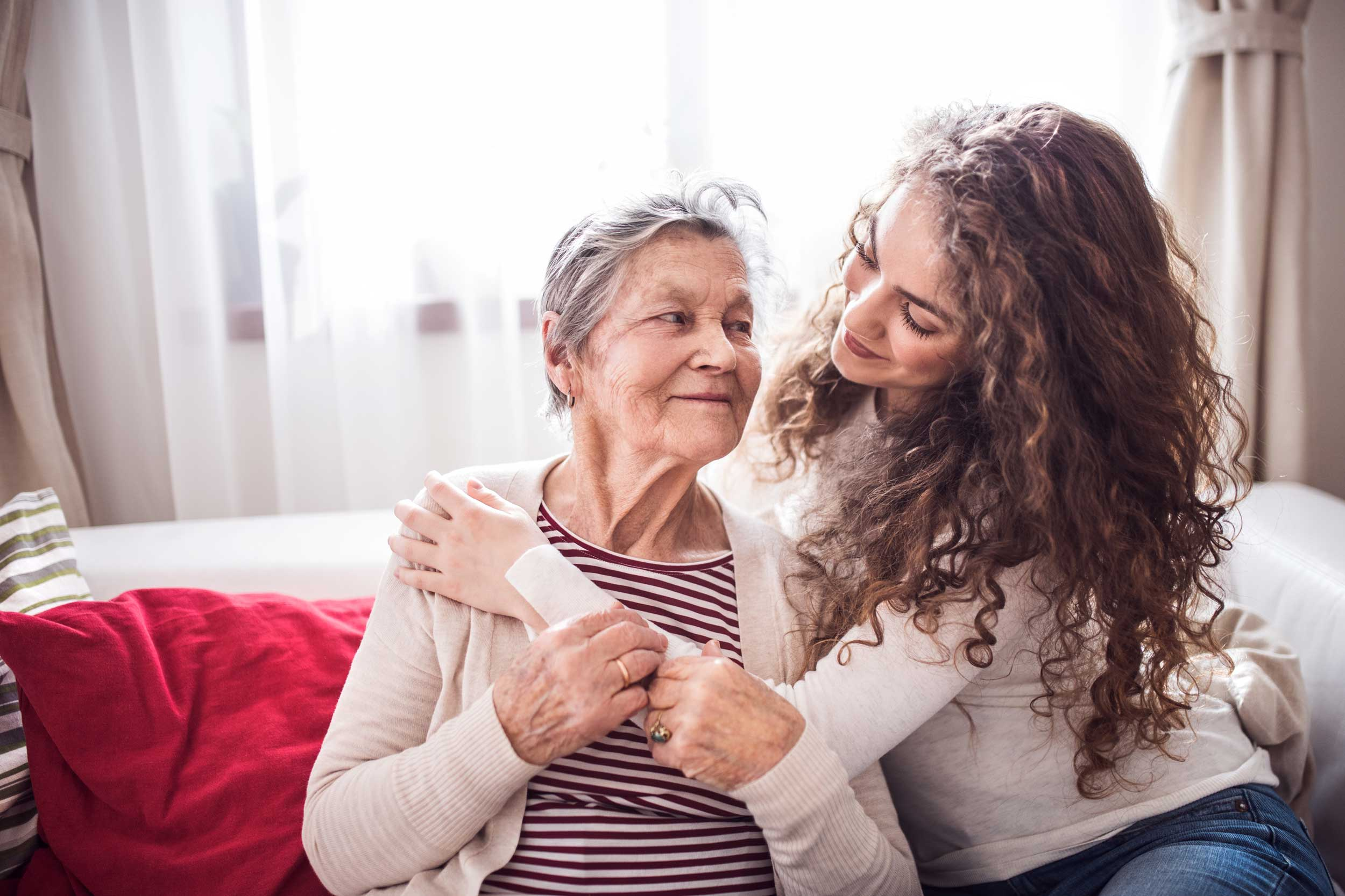 Long term care insurance at Broadwell Senior Living.