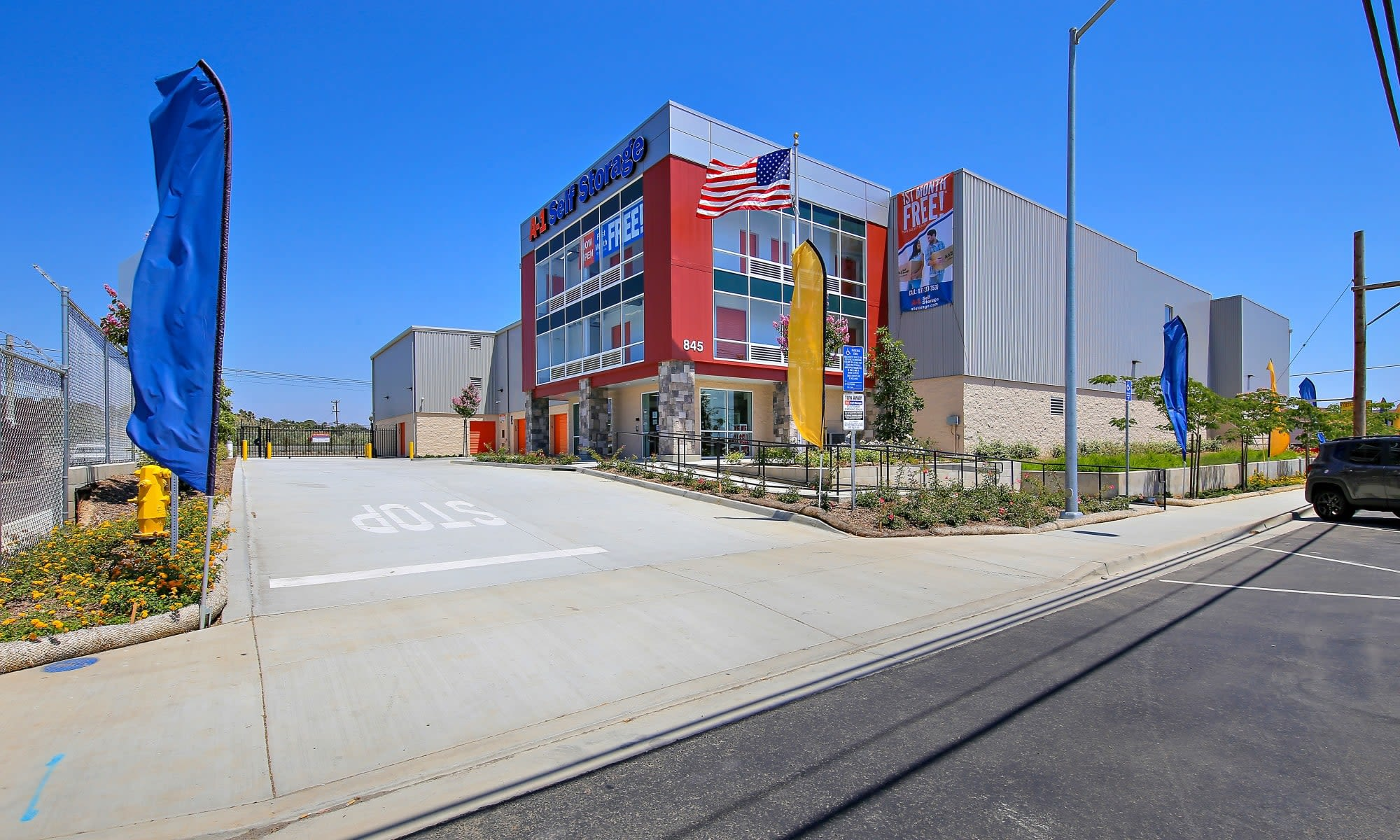 Learn about A-1 Self Storage Imperial Beach