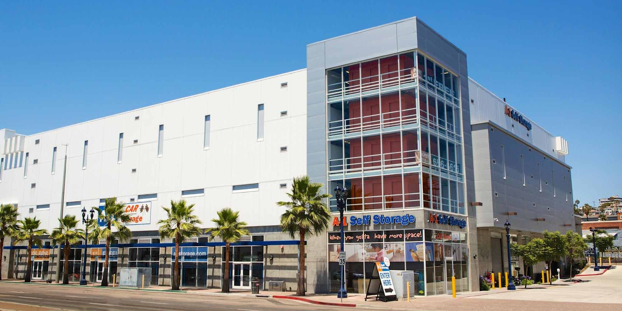 Learn about A-1 Self Storage San Diego