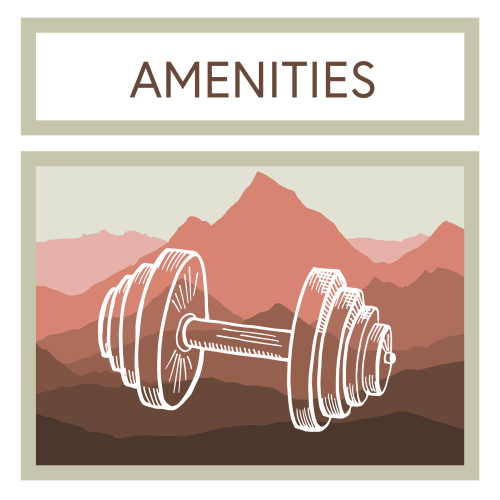 LInk to amenities of The Wyatt Apartments in Fort Collins, Colorado