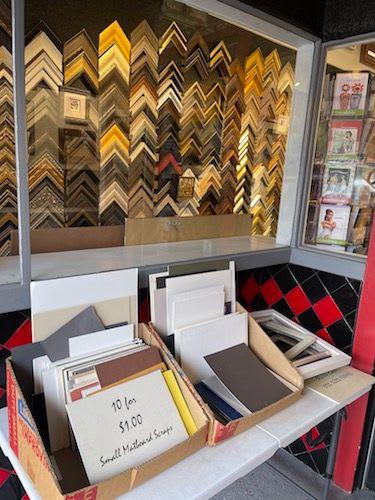 Noel Flynn Gallery and Frame Factory Roseville
