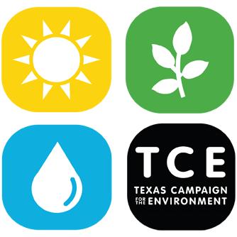 Texas Campaign for the Environment logo