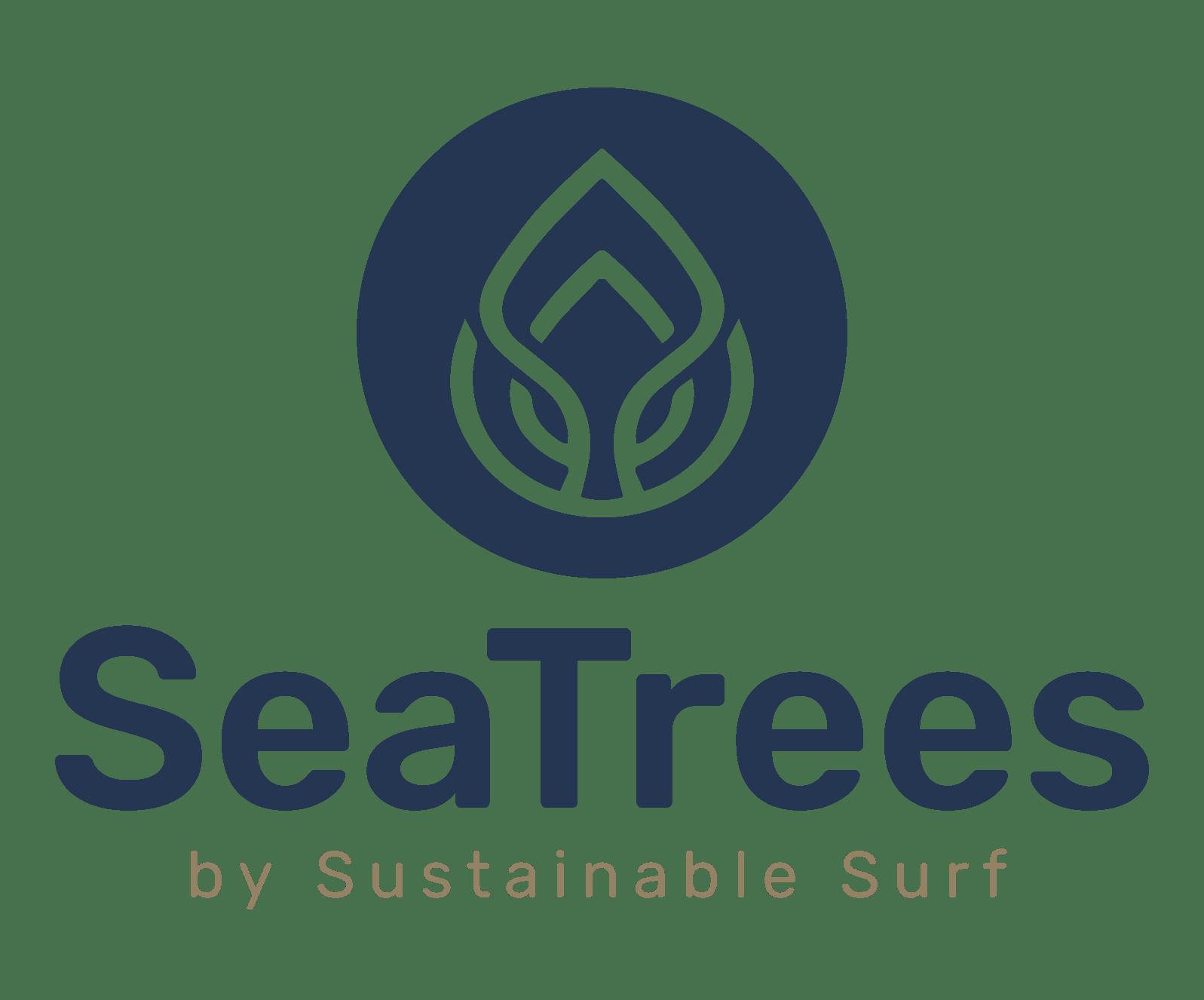 SeaTrees logo