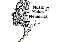 Music Makes Memories™ logo of Aspen Valley Senior Living in Boise, Idaho