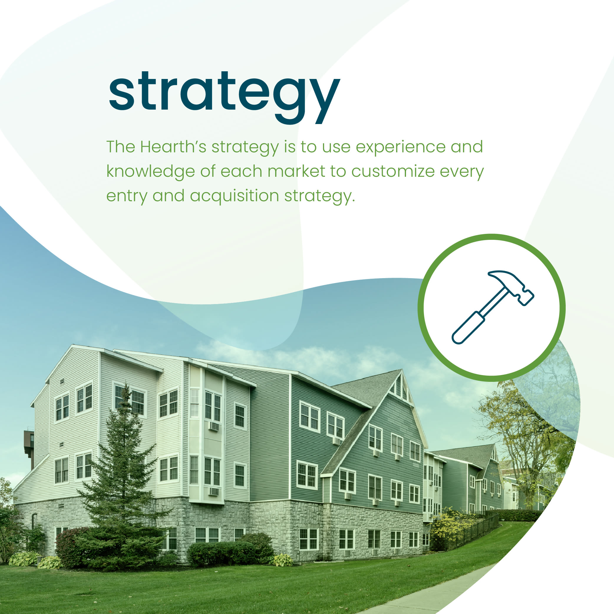 new development strategy at Hearth Management