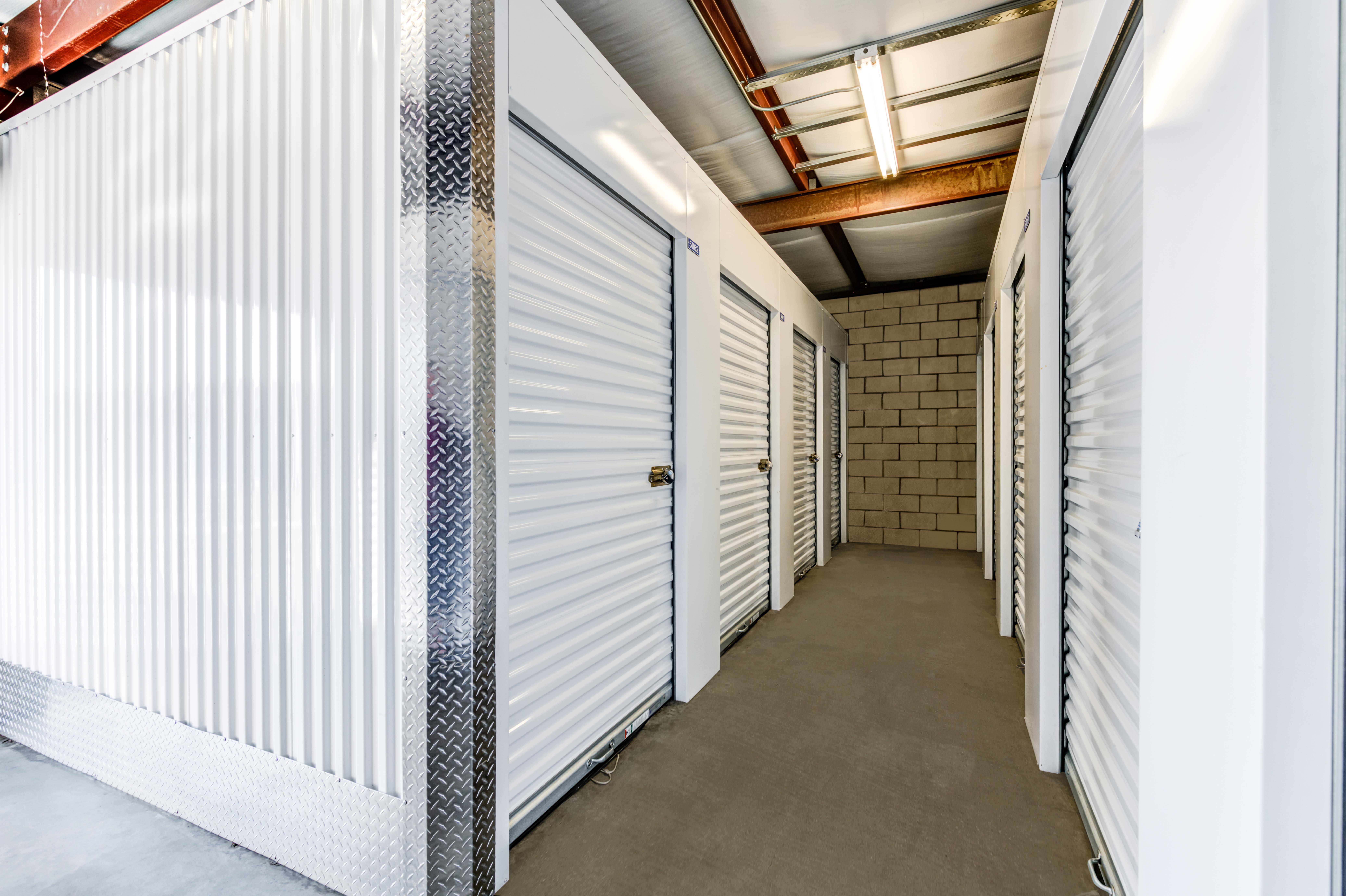 Indoor storage Units at Storage Etc... Pomona