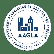 AAGLA logo at Carlo Inc. in Van Nuys, California