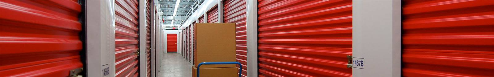 Storage units in Burnaby, BC